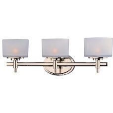 Modern Bathroom Vanity Lighting by Lightology