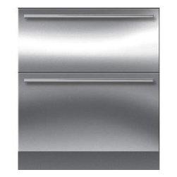"Sub Zero - Sub Zero 30"" Integrated All Refrigerator Drawers ID-30R -"