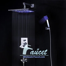 Modern Tub And Shower Faucet Sets by wholesale faucet