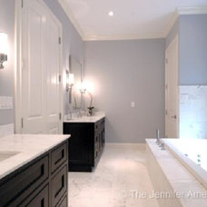 Contemporary Tile by Kennedy Tiles and Marble, Inc.