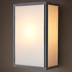 LOFT Light Box Wall Sconce -
