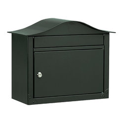 Lunada Locking Wall Mount Mailbox