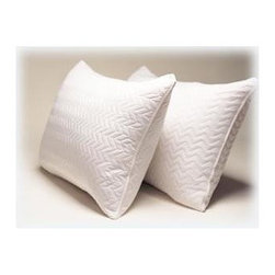 Daniadown Home - Triple Cotton Pillow Protector (King) - Choose Size: King