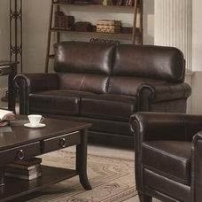 Traditional Loveseats by BuySectional.com