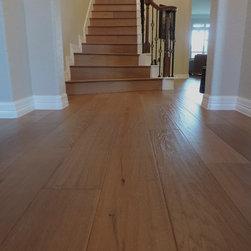 Sandstone European Oak -
