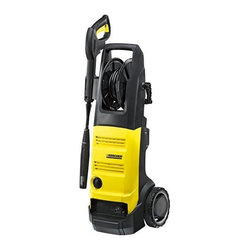 Karcher - Karcher 'K 5.68' 2000 PSI 1.4 GPM Electric Pressure Washer - Clean even the dirtiest of decks or outdoor siding with this top-of-the-line pressure washer. This electric pressure washer has a strong 2000 PSI pressure rating and includes a foam nozzle and hose reel.