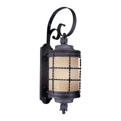 The Great Outdoors - The Great Outdoors 8882-A39-PL 1 Lt Outdoor Wall Mount - The Great Outdoors 8882-A39-PL 1 Lt Outdoor Wall Mount