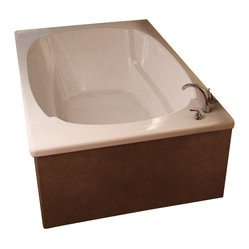 Atlantis Whirlpools 4878C Charleston Bathtub