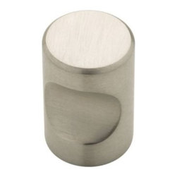 Liberty Hardware - Liberty Hardware 63118NA Stainless Steel - Avante 0.94 Inch Round Knob - The whimsical design of this unique knob provides beauty and character to your cabinetry or furniture. Available in multiple colors. Width - 0.94 Inch, Height - 0.71 Inch, Projection - 0.71 Inch, Finish - Stainless Steel, Weight - 0.11 Lbs.