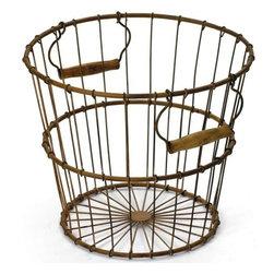 Go Home Ltd - Go Home Ltd Egg Basket X-71581 - Go Home Ltd Egg Basket X-71581