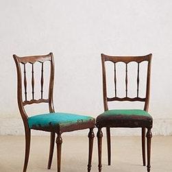 Draga Obradovic - Hinged Dining Chairs - *Upholstery by Draga Obradovic