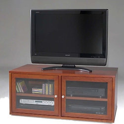 """Jesper Office - 48"""" TV Stand - Features: -Optimum load bearing for long lasting durability.-Make your television part of an elegant display of family photos, books, and treasured objects.-Wood construction.-High quality European construction.-Distressed: No.-Country of Manufacture: Denmark.-Powder Coated Finish: No.-Gloss Finish: No.-Material: Manufactured Wood.-Solid Wood Construction: No.-Exterior Shelves: No.-Drawers: No.-Cabinets: Yes -Number of Cabinets: 2.-Number of Doors: 2.-Door Attachment Detail: Hinges.-Interchangeable Panels: No.-Cabinet Handle Design: Knobs.-Number of Interior Shelves: 2.-Adjustable Interior Shelves: Yes..-Scratch Resistant : Yes.-Casters: No.-Accommodates Fireplace: No.-Fireplace Included: No.-Media Player Storage: No.-Media Storage: No.-Remote Control Included: No.-Batteries Required: No.-Swatch Available: No.-Lift Mechanism: No.-Expandable: No.-TV Swivel Base: No.-Integrated Flat Screen Mount: No.Dimensions: -Overall Product Weight: 60.5.-Overall Height - Top to Bottom: 21.-Overall Width - Side to Side: 48.-Overall Depth - Front to Back: 20.-Shelving: Yes.-Cabinet: Yes.Assembly: -Assembly Required: Yes.Warranty: -Manufacturer provides 10 year warranty.-Product Warranty: 10 Years."""