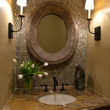 Pieced Frame Oval Mirror | Mirrors | Products | Three Sheets Homewood