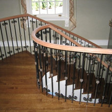 Traditional  by New Star Brass and Bronze Railings