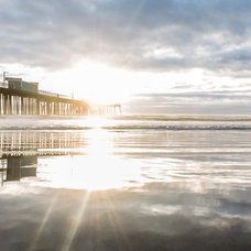 Beach Style Prints And Posters by Fine Art Photography by David Lalush