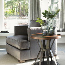 Side Tables And End Tables by BARBARA SCHAVER DESIGNS