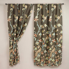 contemporary curtains by Cost Plus World Market