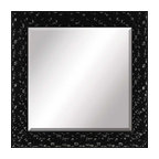 Paragon - Seeing Spots Square - Mirrors Decorative - Each product is custom made upon order so there might be small variations from the picture displayed. No two pieces are exactly alike.