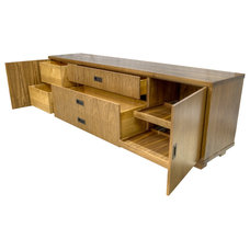 Contemporary Buffets And Sideboards by J. Alexander Fine Woodworking