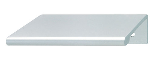 Hafele - Hafele 124.02.910 Aluminum Drawer Pulls - Hafele item number 124.02.910 is a beautifully finished Aluminum Drawer Pull.