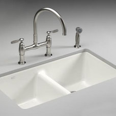 kitchen sinks by Kohler
