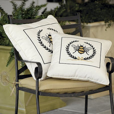 Traditional Outdoor Cushions And Pillows by Ballard Designs