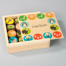 Woodland Memory Game - My little Bug is really into memory games right now, and this Woodland Memory Game from DwellStudio would be a sure hit.