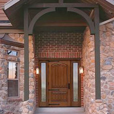 Front Doors by Lion Windows and Doors