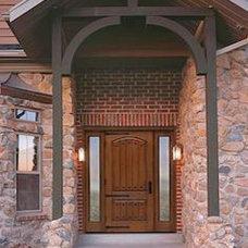 Front Doors by Lion Windows and Doors
