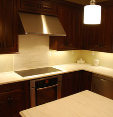 modern kitchen countertops by Rugo Stone, LLC