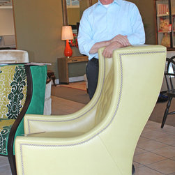 Hancock and Moore Sale - Hancock and Moore, Luxe Chair