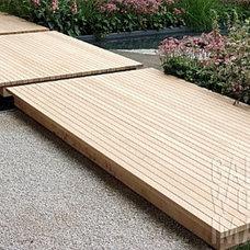 by Lenkin Design Inc: Landscape and Garden Design