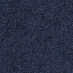 American Silk - American Silk Flannelsuede Navy Fabric - This highly durable microsuede is inherently resistant to spills and stains. It has a heathered, speckled look to create some depth to the appearance. Most spills bead up on the surface and don not soak in. Flannelsuede has a soft hand and minimal tracking.