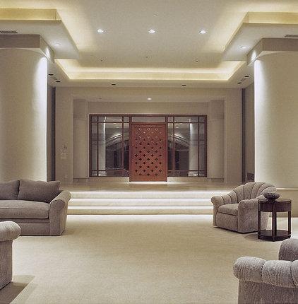 Sunken living room for Sunken living room designs