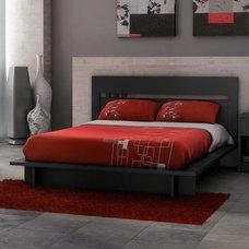 Modern Platform Beds by Amazon