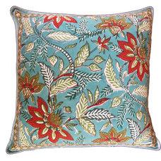 Eclectic Decorative Pillows by Juliet Pegrum Design