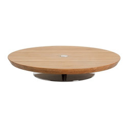 """Alessi - Alessi """"Ape"""" Cheese Board - Cheese board with stand."""