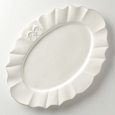 Traditional Platters by Anthropologie