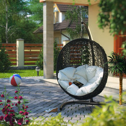 Inception Outdoor Swing Lounge Chair -