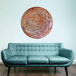 My Wonderful Walls - Hymns to Venus Wall Sticker - Celestial Art by Elise Mahan, Small - - Product:   Venus wall sticker