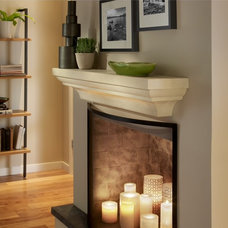 Traditional Fireplaces by Showroom Partners