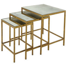 modern side tables and accent tables by Horchow