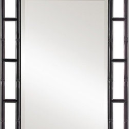 Chloe Mirror - I have this piece in my own house and I get compliments on it every time someone walks through the door. Great for an entryway or even paired with a simple bathroom vanity, this is definitely a piece that makes a statement.