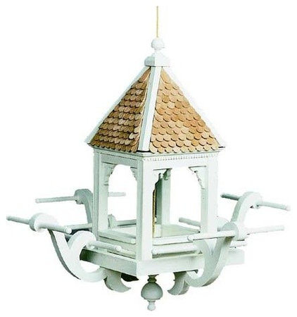 traditional bird feeders by Bellacor