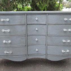 Hand Painted Vintage Dressers - Monet's Attic