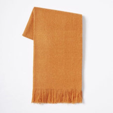 Traditional Throws by West Elm