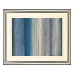Paragon - Serene Waters - Framed Art - Each product is custom made upon order so there might be small variations from the picture displayed. No two pieces are exactly alike.