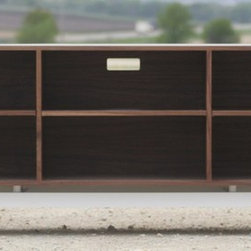 Eastvold Elko Media Center - This media console is handcrafted from sustainably harvested wood. It's clean modern lines will add a strong horizontal element to any room in your home.