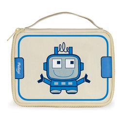P'kolino - P'kolino Artist Set, Robot, Q - For the Little Artist On-the-Go!