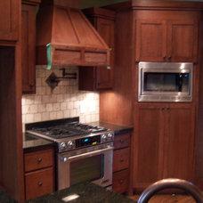 Traditional Kitchen by Howard Custom Builders/Renovators